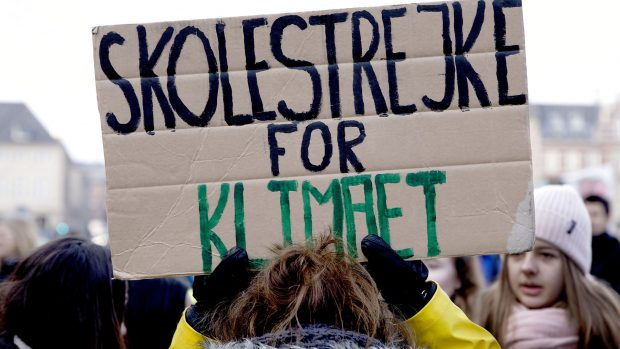 Niels Jespersen: De unge har forstået, hvad eliten må lære: Klimaforandringerne er den nye generations helt store udfordring