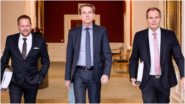 Zeki Laurent Sadic: Hvor er oppositionen til DF?