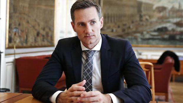 Rasmus Jarlov: Det er på hvidvaskområdet og ift. den grove kriminalitet, at der er behov for at slå hårdt ned. Derudover har vi ikke noget ønske om at genere den finansielle sektor