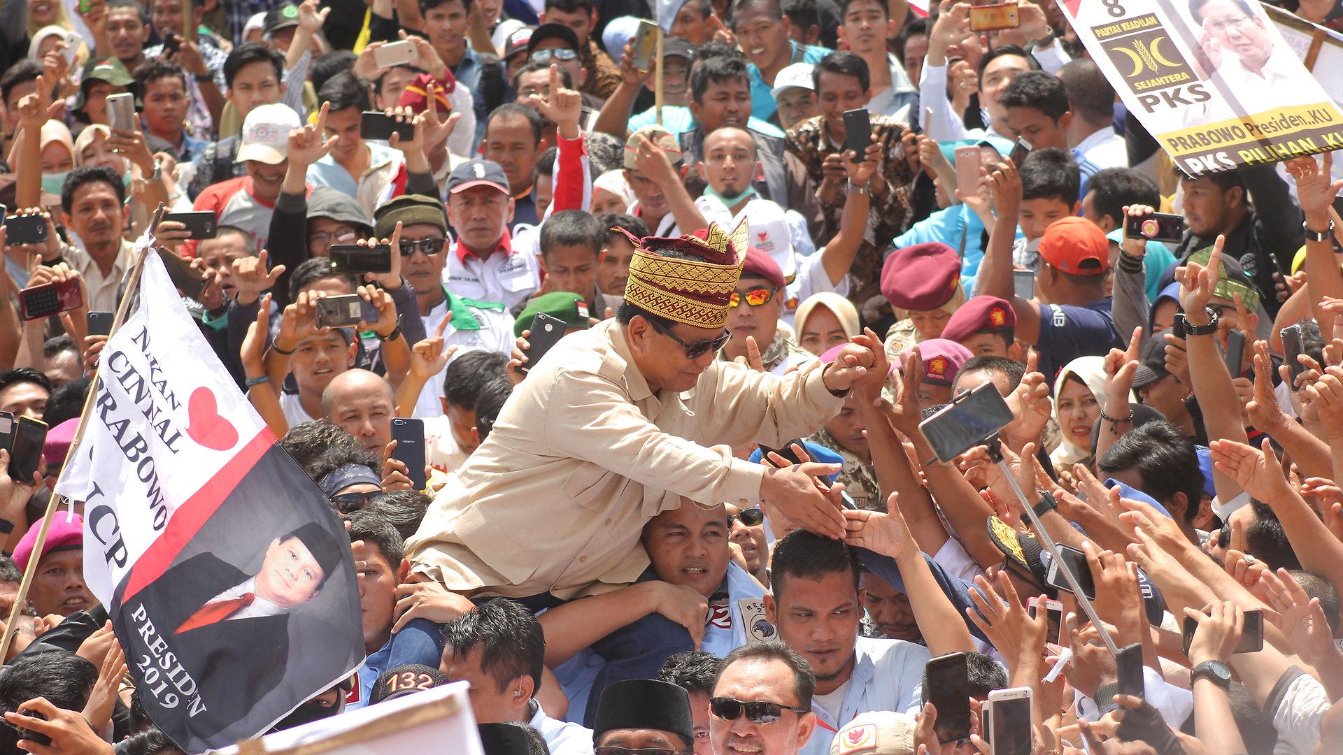 Rasmus Abildgaard Kristensen: Valgkampen i Indonesien er præget af populisme, nationalisme og muslimsk konservatisme