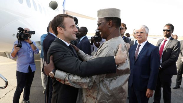 Torben Toftgaard Engen i RÆSON37: Frankrigs krig i Sahel ligner en succes