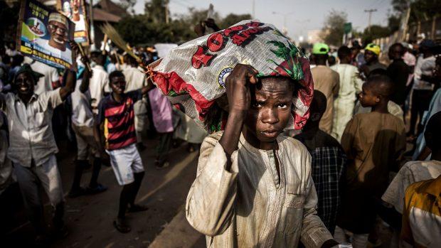 Korrespondent Emmanuel Akinwotu: Det er meget svært at være optimistisk om Nigerias nære fremtid
