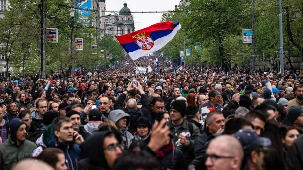 Emma Krainert Friis efter de seneste måneders demonstrationer: Er Serbien ved at udvikle sig til et rendyrket autokrati?