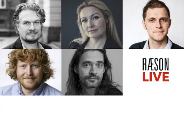 RÆSON Live: Hvem bestemmer i Danmark?