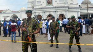 <font color=00008>Terrorforsker Bruce Hoffman:</font color=00008> Sri Lanka-angrebene viser, at Islamisk Stat stadig er en trussel. Vi må ikke slække på sikkerheden