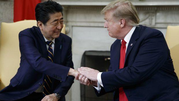 Jessica Dam: Obama skuffede. Er Trump (fortsat) Japans nye bedste ven?