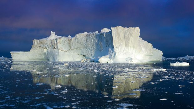 Professor Jason Box i RÆSON38: Kan politikerne redde klimaet?