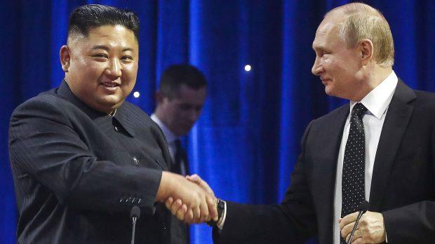 Liselotte Odgaard i RÆSON38: Har Rusland og Kina reddet Nordkorea?