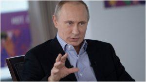 <font color=00008>Uffe Gardel:</font color=00008> Antipræsidenten Putins mål er at stå i opposition til Vesten – og det bør vi tage alvorligt