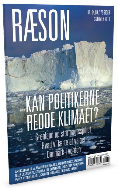 RÆSON38: Kan politikerne redde klimaet?