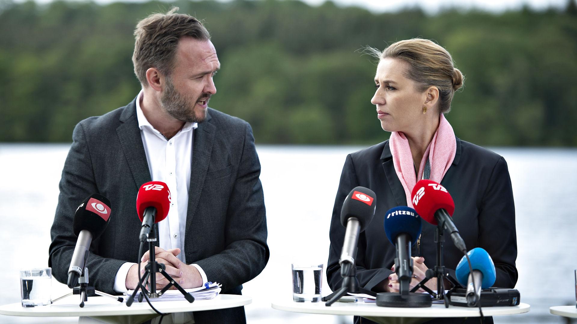 Frederik Roland Sandby: Regeringens reduktionsmål omfatter kun halvdelen af danskernes reelle klimaaftryk. Det skal tænkes om