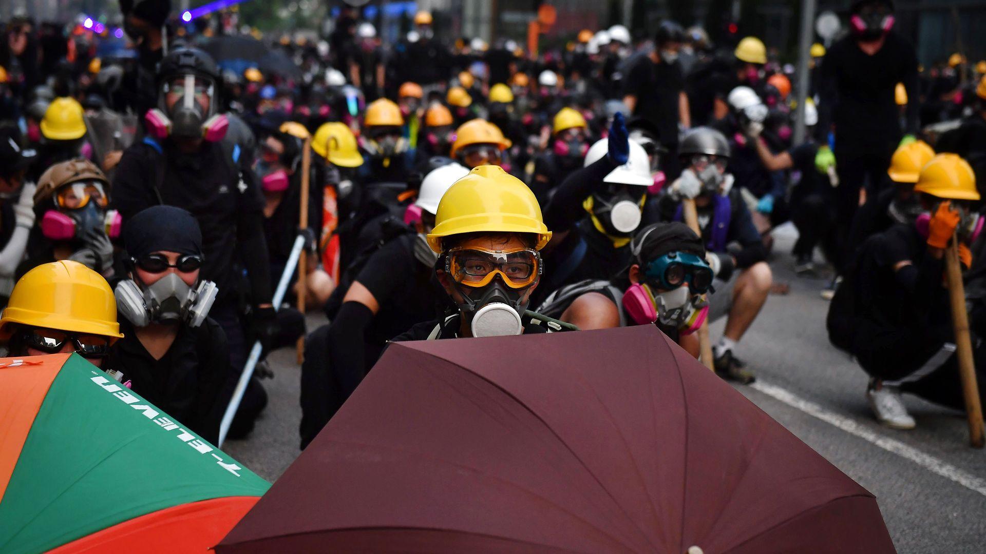 Østasienekspert Roderic Wye: Kun hvis Kinas omdømme er i fare, vil det blive blodigt i Hongkong. Vil det ske?