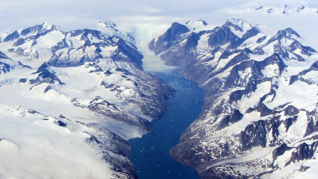 Grønland, Danmark og fremtiden for Arktis (ebog 2019)