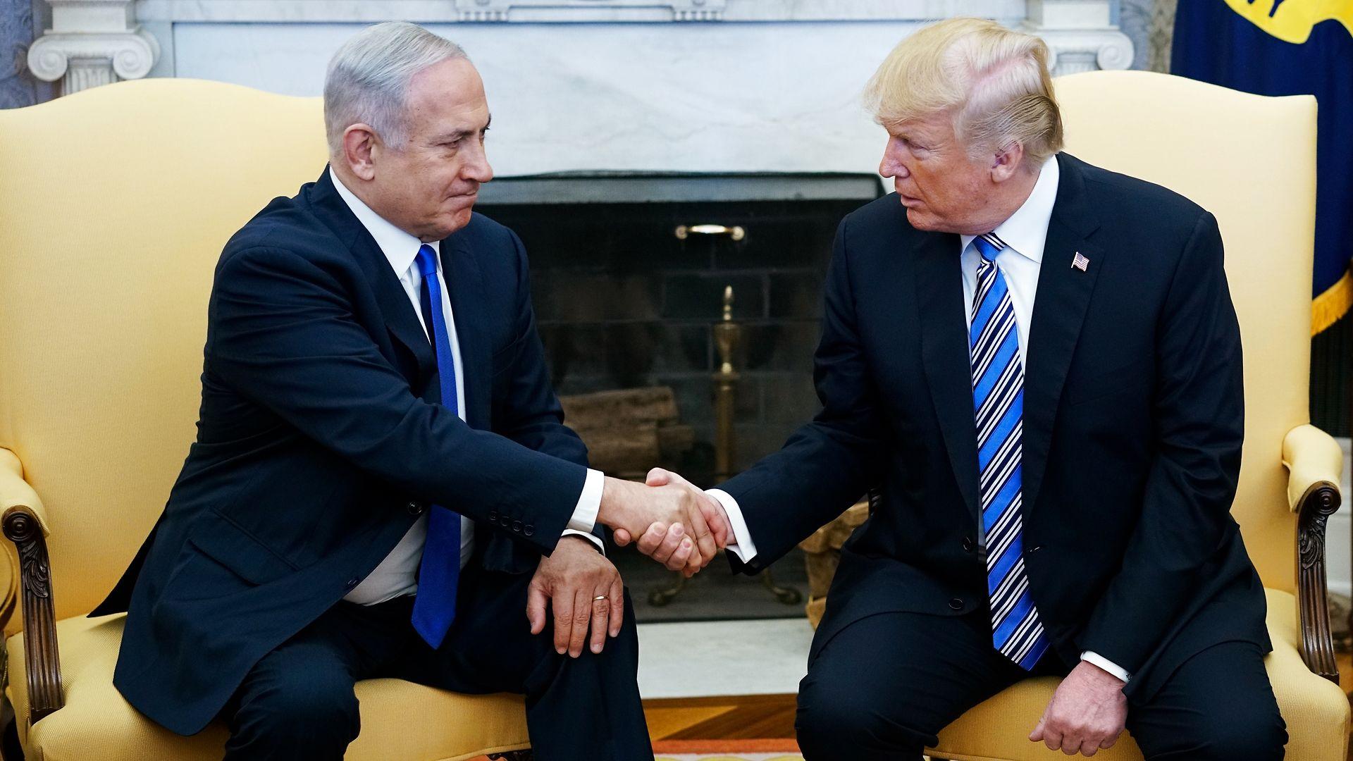 Erik Jessen: Mens Trump åbner op over for Iran, intensiverer Israel spændingerne i Mellemøsten
