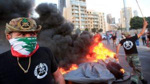 <font color=00008>Hans Henrik Fafner:</font color> Mellemøstens kompleksitet er ved at overrumple Libanon. Står landet foran et sammenbrud?