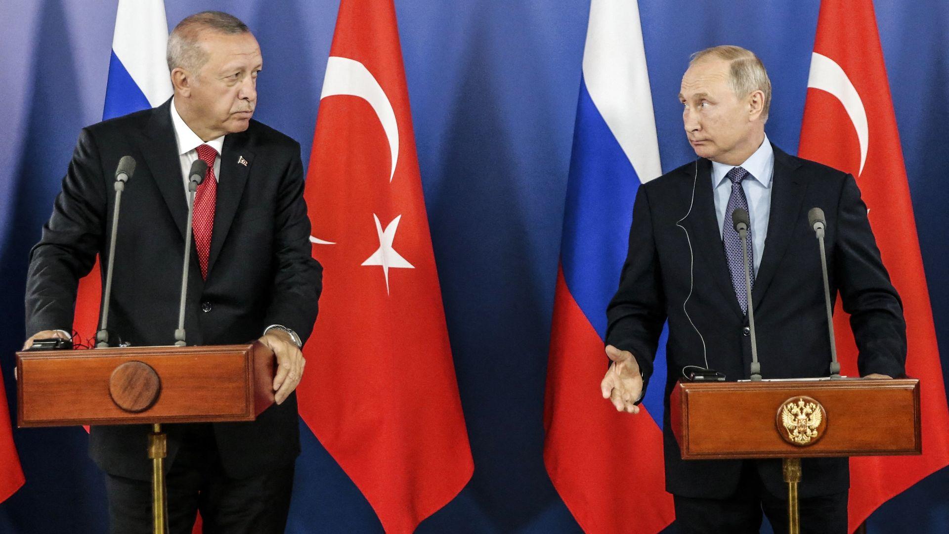 Deniz Serinci:  Er Tyrkiet ved at forlade NATO og Vesten?