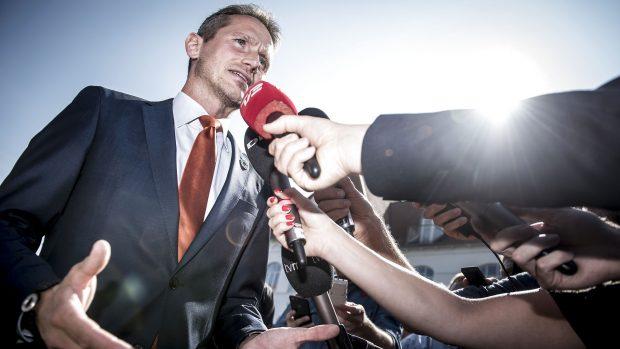 Jesper Munk Jakobsen: For Kristian Jensen har politik intet med retfærdighed at gøre. For medierne havde dækningen af krisen i Venstre intet med politik at gøre