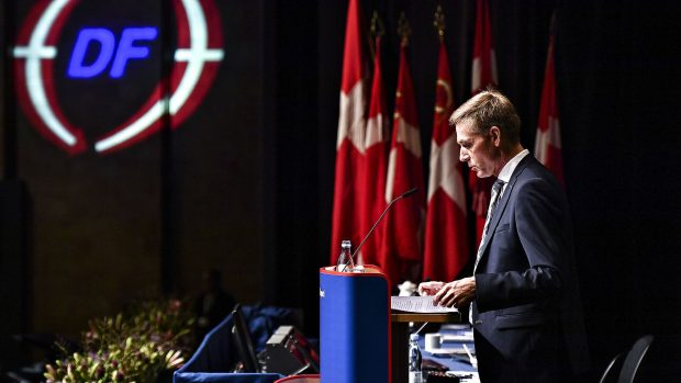 Niels Jespersen: DF mærker nu for alvor, at 00'erne ikke kommer tilbage. Men partiet er slet ikke slået