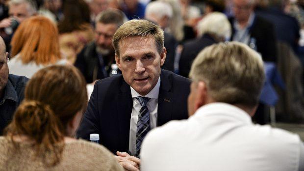 Pernille Vermund: Kristian Thulesen Dahl viste i går, at han stadig ikke har forstået sit nederlag: Vælgerne har fået nok af DF's lappeløsninger