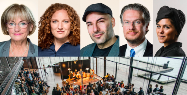 Politisk Salon: Kjærsgaard, Dahl, Al-Hariri, Lund og Aslan