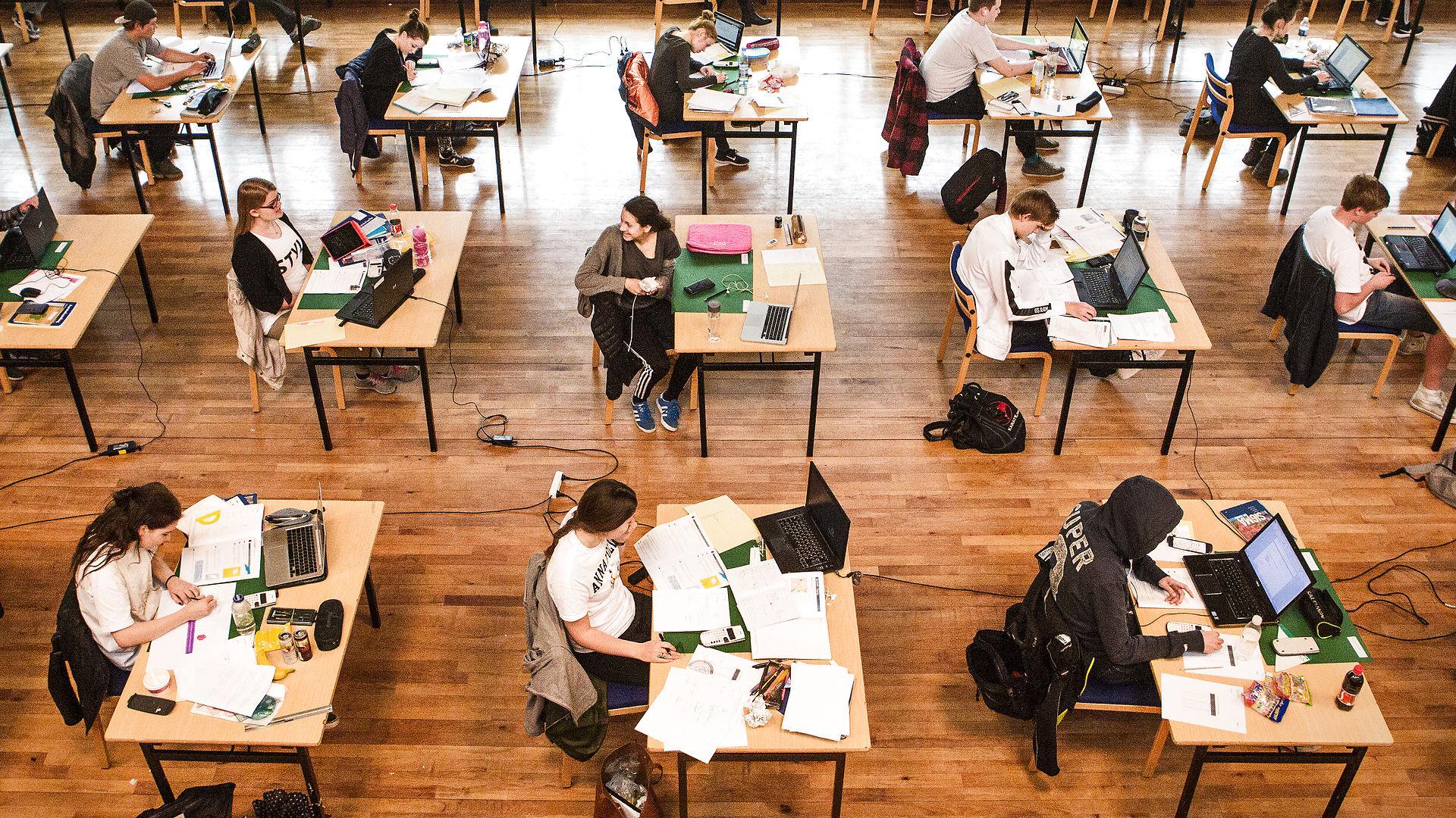 Lene Tanggaard: Hvorfor er vi så besatte af at teste folkeskoleelever? Det fortæller os intet om deres faglige dannelse