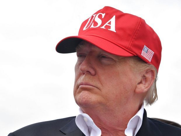 Ny bog i november af Niels Bjerre-Poulsen: USA – fra George Washington til Donald Trump