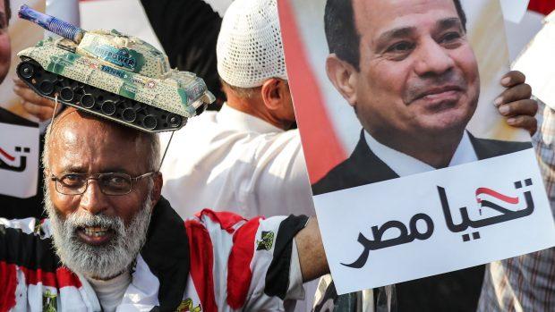 Giorgio Caracciolo: Al-Sisis regime er svækket, men stadig stærkt efter protesterne i Egypten. Landets fremtid er uvis