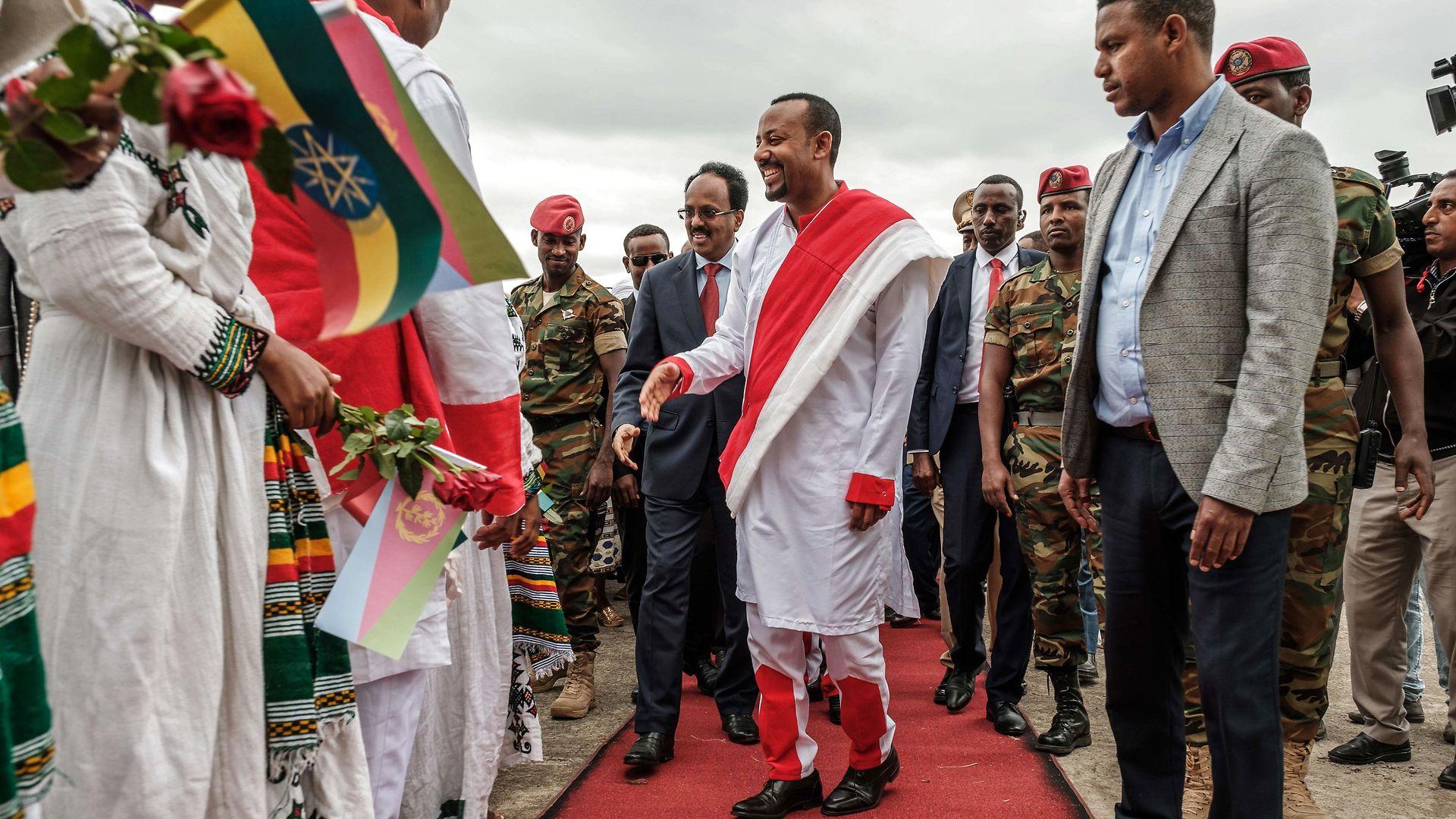 Christer Lænkholm: Kan Nobelprismodtageren Abiy Ahmed sikre, at Etiopien overlever sin demokratiske transformation, eller vil blodige konflikter splitte landet ad?