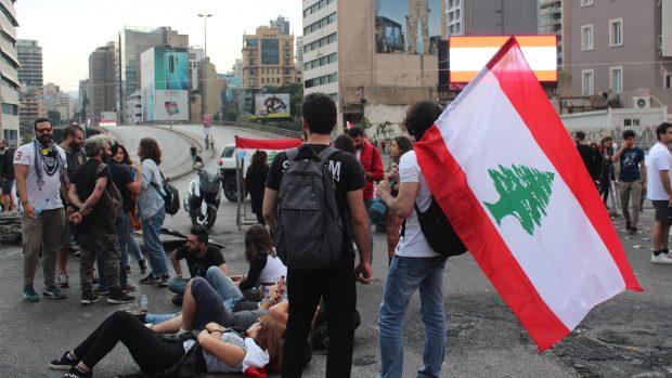 Anne Kirstine Rønn: Libanons demonstranter er enige om at ville afsætte regeringen – men det er uklart, hvad der følger efter