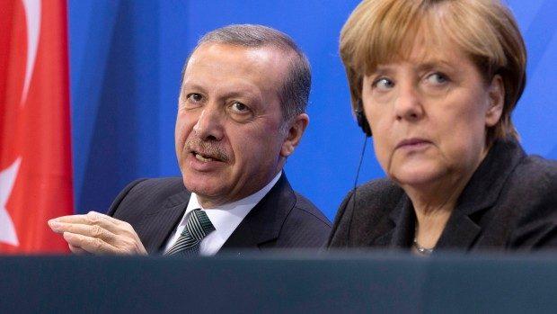 Holger K. Nielsen: I det stille beder mange europæiske statsledere til, at Erdogan får sin 'sikkerhedszone'