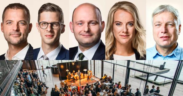 Politisk Salon: Partilederdebat – Er Danmark på vej i den rigtige retning?