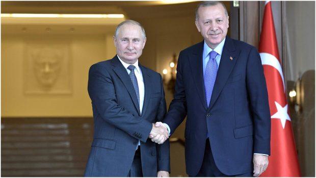 Korrespondent Michael Weiss: Putin har fået foræret rollen som hovedaktøren i Mellemøsten. Forhandlinger foregår nu i Moskva, ikke i Washington