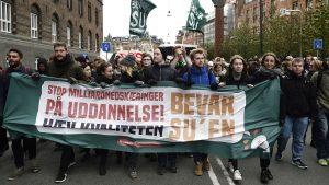 <font color=00008>Johan Hedegaard Jørgensen:</font color> SU'en har været en enorm succes for den sociale mobilitet. Hvorfor vil unge socialdemokrater pludselig forringe den?