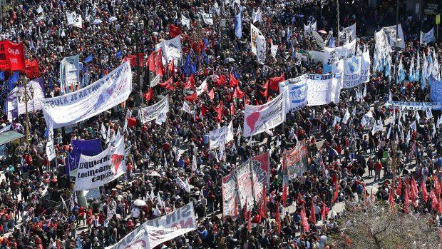 Markus Giessing om valget i Argentina: Neoliberalismen blev født i Sydamerika. Er det også der, den vil dø?