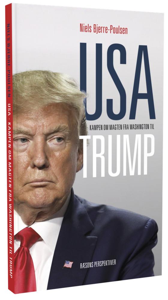 Niels Bjerre-Poulsen: USA – kampen om magten fra Washington til Trump