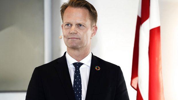 Erik Boel: Beslutningen om at sende soldater til Hormuzstrædet viser, at regeringen træder internationalt i karakter