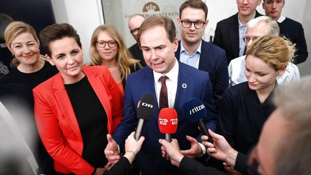 Morten Dahlin: Finansloven cementerer desværre det, Venstre advarede mod i valgkampen: En rød regering betyder højere sociale ydelser til arbejdsløse indvandrere og flygtninge
