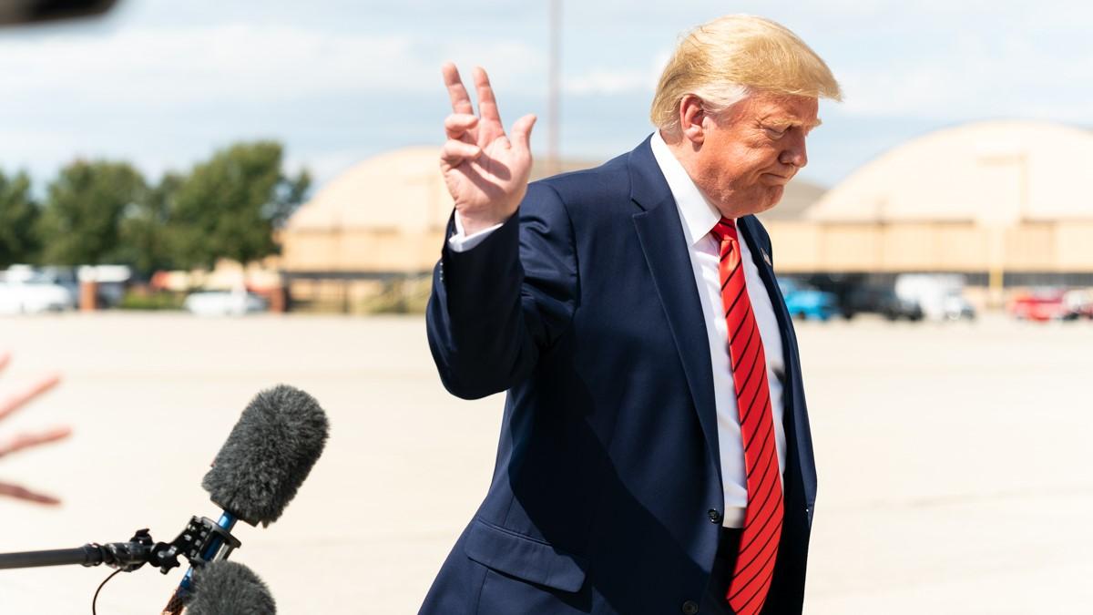 Niels Westy: Donald Trump er nationaløkonomisk analfabet, og det skader hele verdensøkonomien