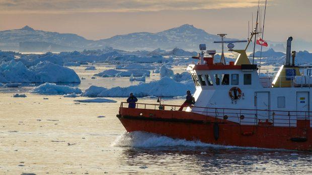 Militæranalytiker Steen Kjærgaard: Danmark kan ikke sige nej til Rusland og Kina i Arktis. Hvad vil USA gøre ved det?