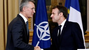 <font color=00008>Anders Aaselund Høier:</font color> NATO har sovet i timen. Et fælleseuropæisk forsvar er det bedste bud på at vække alliancen