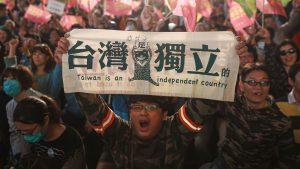 <font color=00008>Peter T. Kristoffersen:</font color> Præsidentvalget i Taiwan blev en endelig afvisning af en fremtidig genforening med Kina. Hvordan reagerer Beijing nu?