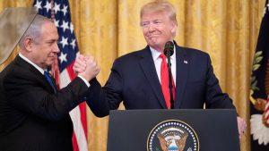 <font color=00008>Hans Henrik Fafner:</font color> Trumps fredsplan risikerer at blive det modsatte, og israelerne har nu grønt lys til at annektere store dele af Vestbredden