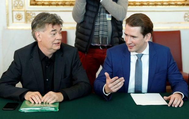 Rasmus Grand Berthelsen om Østrigs nye regering: Kurz har indset, at klimakrisen betyder mere end flygtningekrisen