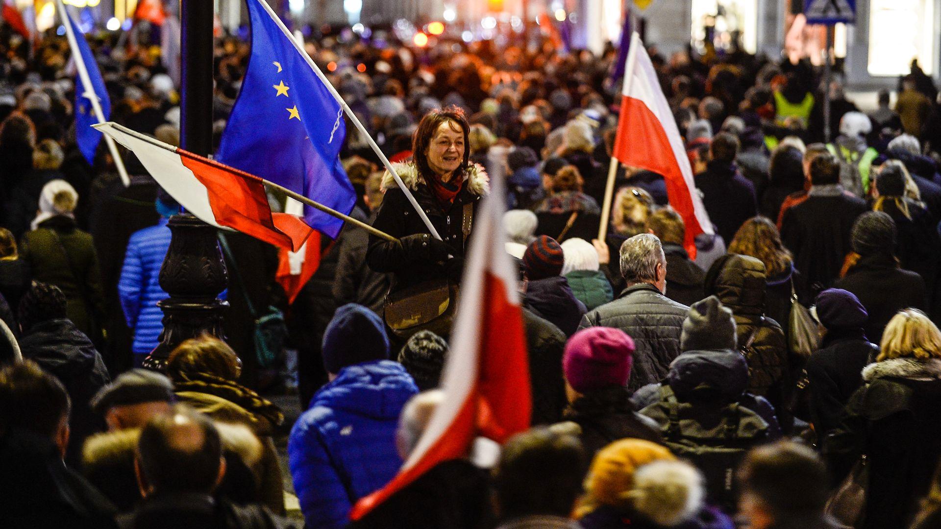 Pernille Weiss: Polens underminering af retsstaten må ikke stå i vejen for EU's grønne omstilling