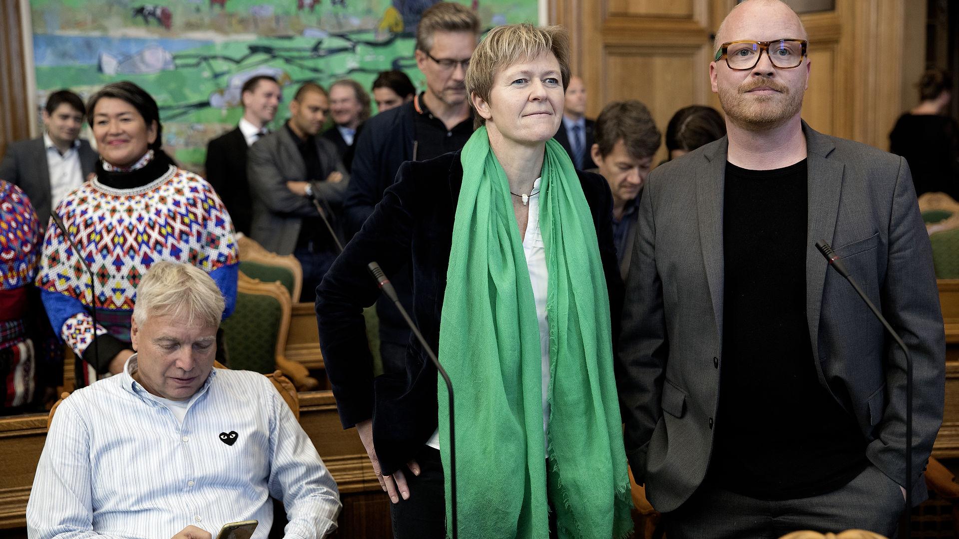 Niels Wanning (Å): Stridighederne mellem Josephine Fock og folketingsgruppen kan sabotere Alternativets politiske projekt
