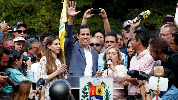 Mikael Leon Sokoler: Trumps anerkendelse af Juan Guaidó som Venezuelas præsident kan enten føre til genindførsel af demokrati – eller en katastrofe