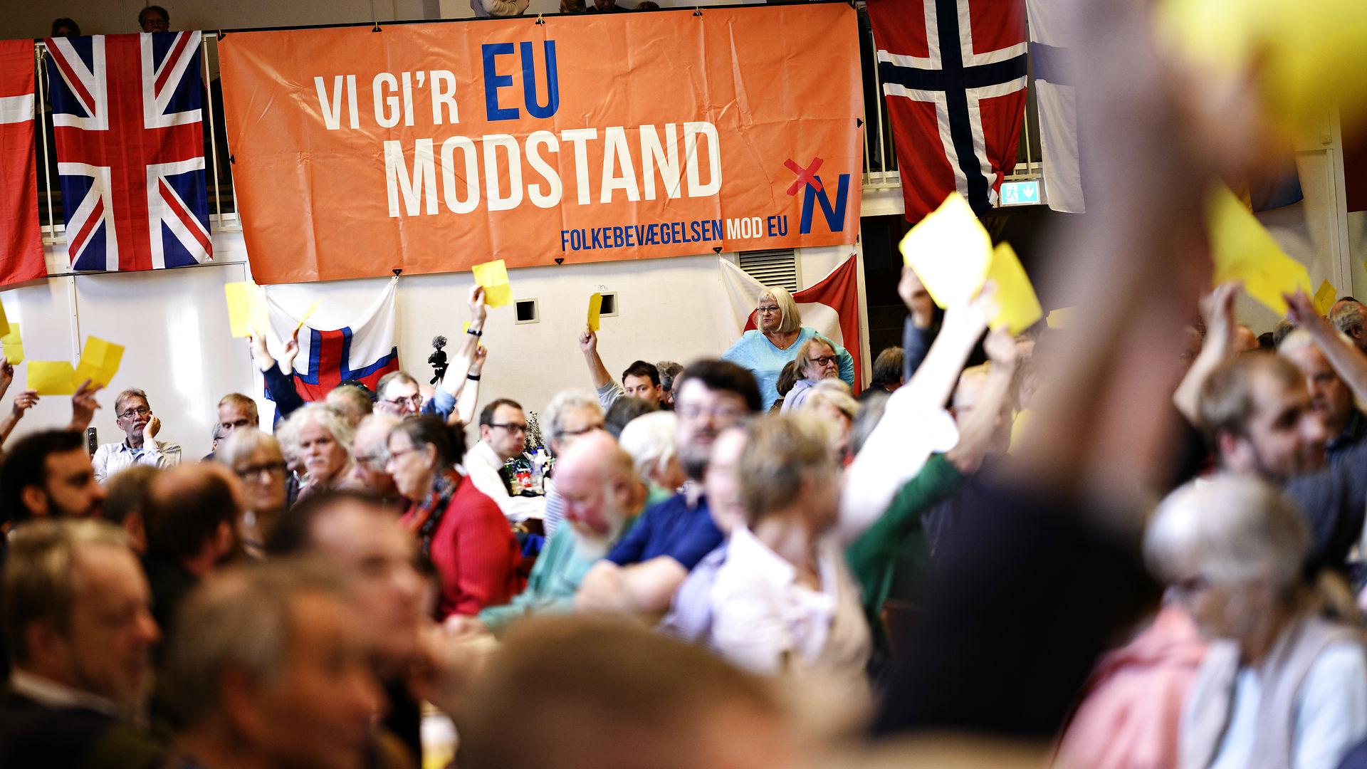 Dyre-Greensite og Broch: Med Brexit er en væsentlig forudsætning for Danmarks EU-medlemskab væk. Det kalder på en dansk folkeafstemning