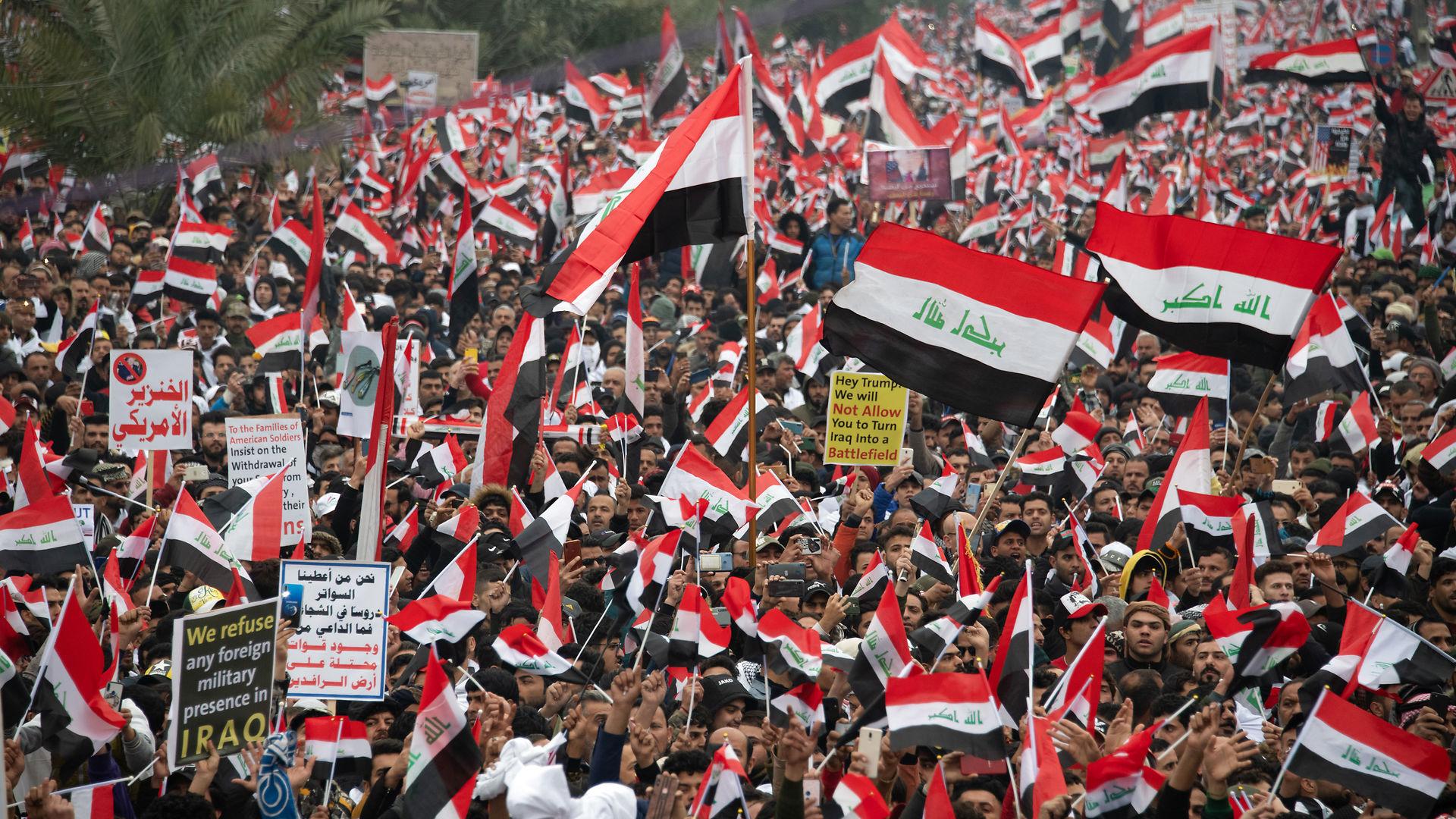 Maria-Louise Clausen: USA og Iran bruger Irak som slagmark. Men hvornår må irakerne bestemme i Irak?