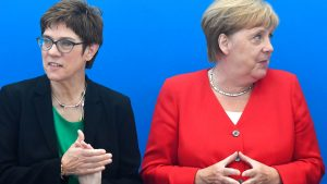 <font color=00008>Philipp A. Ostrowicz:</font color> Valget i 2021 vil nu vise, om CDU stadig er et 'Volkspartei', eller om tysk politik for alvor går i opløsning