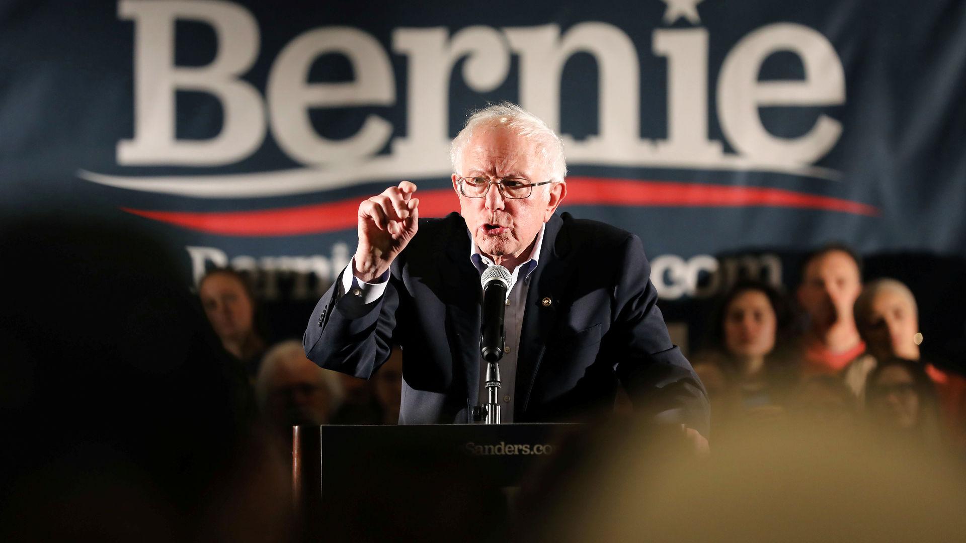 Pulitzer-vinder Ryan Grim om primærvalget: Sanders har de bedste chancer for at slå Trump – men det vil ikke være en let sejr